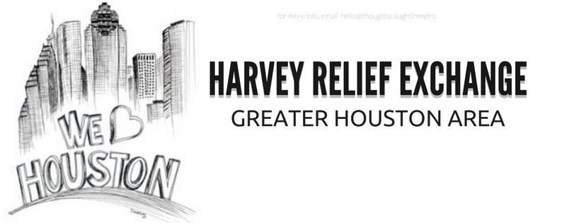 Harvey Relief Exchange